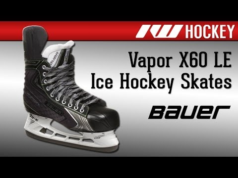 Bauer Vapor X60 Limited Edition Ice Hockey Skate Review