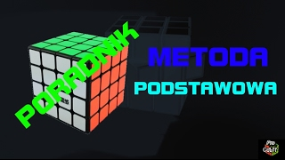 Jak ułożyć kostkę 4x4x4 - Metoda Podstawowa