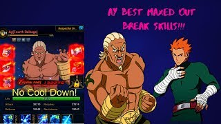 Naruto Online || Fully Breakthrough AY DESTROYS Six Paths Narutoes!!!