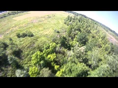 Low and Fast FPV Quad
