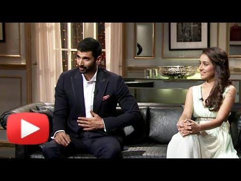 Aditya Roy Kapur Happy To Go Naked For A Film - Koffee With Karan Season 4 video