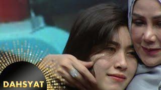 Air mata Syahnaz saat dengar pesan dari Mama [Dahsyat] [30 Okt 2015]