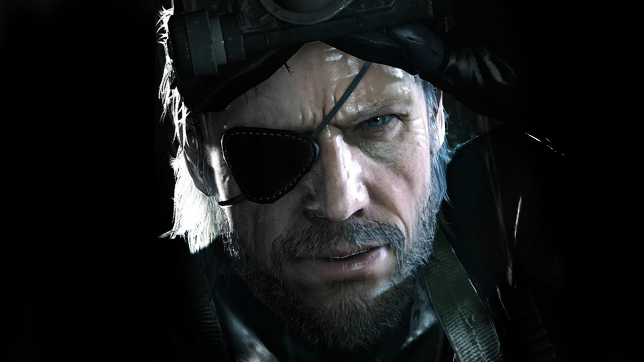 metal gear solid 5 the phantom pain e3 2013 gameplay