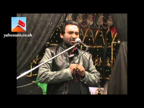 Zakir Muntazir Mehdi - Northampton (UK) - Dua-e-Zehra - 19th December 2015