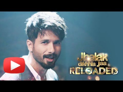 Shahid Kapoor Charms in  Jhalak Dikhla Ja Reloaded | Promo Out! - Watch Now!