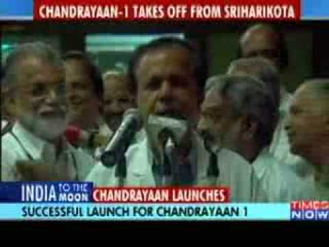 Chandrayaan-I launched successfully-News-The Times of India.flv