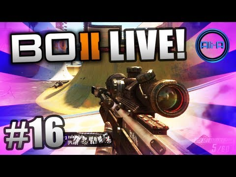 """PARTY TIME!"" - BO2 LIVE w/ Ali-A #16 - (Black Ops 2 Multiplayer Gameplay)"