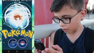 BEN IK DE LAATSTE MET EEN GYARADOS?! | Pokemon GO