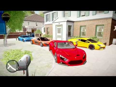 Gta Rich House Ultra Rich House Best Cars