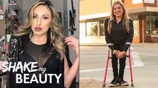 Spina Bifida Doesn't Stop Me Being Beautiful | SHAKE MY BEAUTY