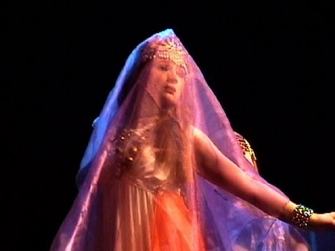 Queen of Persia -- Esther -- Ancient Story,  Silk Road Dance Company Washington DC