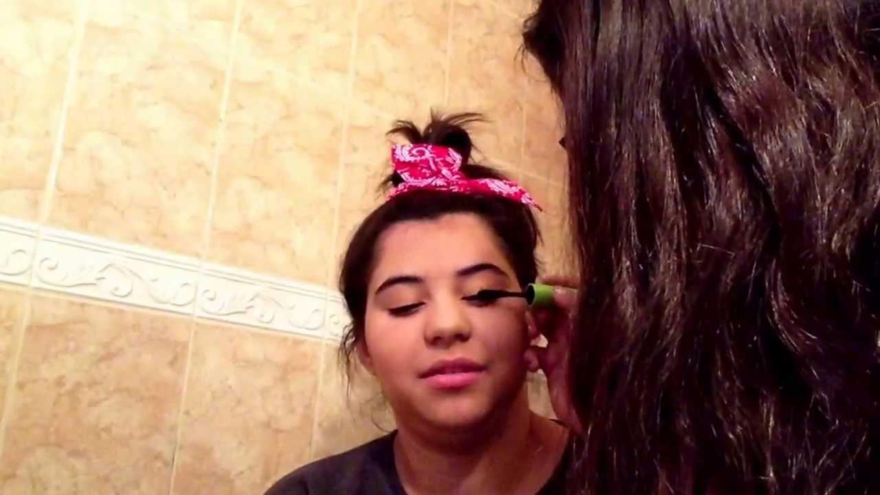 Mexican Ratchet Makeup