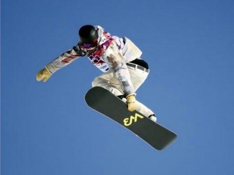 Sage Kotsenburg Big Gold Medal Win in Sochi Olympics