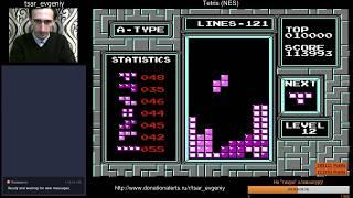 Ретро ачивки #003 - Tetris (NES) - часть 03