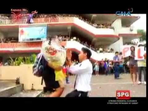 Kapuso Mo, Jessica Soho: I'M SORRY, MY LOVE (A PUP Love Story)