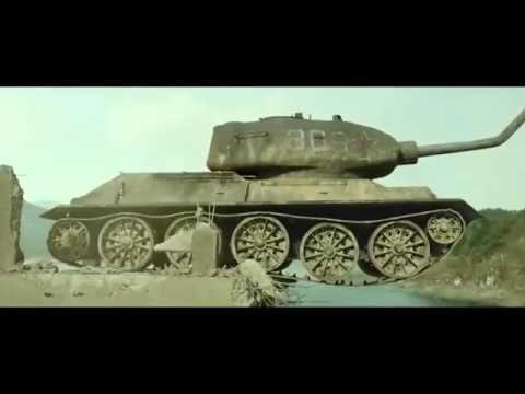 Просто интересное кино:  ТАНК против САМОЛЕТА