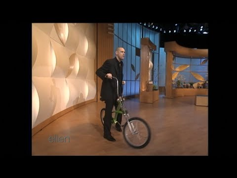 Memorable Moment: Jim Carrey's Bike Mishap