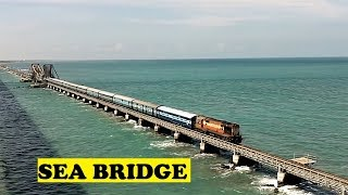 Mother Of All Bridges Pamban 2