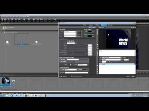 ProShow Producer Tutorial: Making a World News Intro