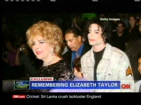 Elizabeth Taylor REMEMBERED  by Carrie Fisher [part 2/6]