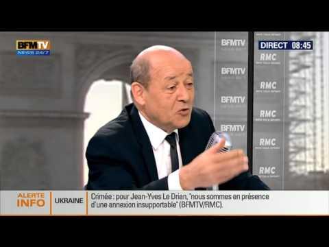 Bourdin Direct: Jean-Yves Le Drian - 20/03