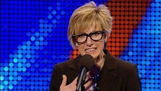Impressionist Marea Smithson - Britain's Got Talent 2012 audition -- International version