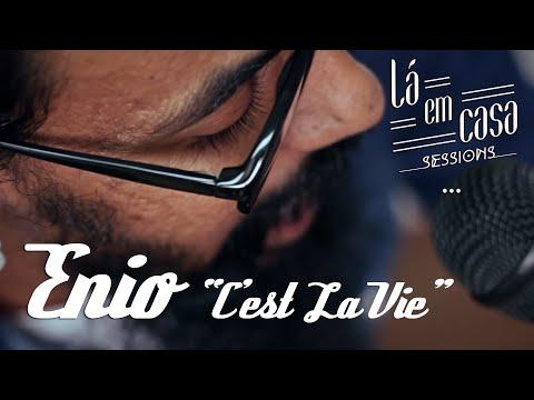 """Enio """"C'est La Vie"""" - Lá em Casa Sessions (Music Box Brazil) thumbnail"""