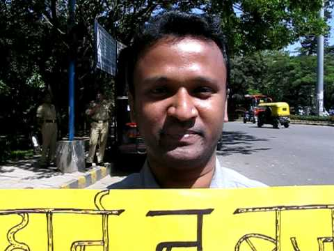 Mission Peace- Stop sound pollution in Bangalore!!! Video 1