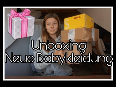 XXL Unboxing   Babykleidung    Reborn Baby Deutsch