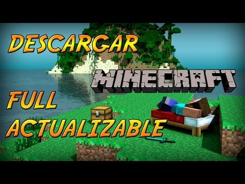Descargar Minecraft 1.5.2 Full Actualizable   How to download Minecraft 1.5.2 Full