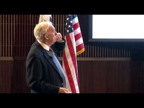 Global Warming & The Oceans by Dr. Robert W. Corell in the Climate Change Lecture Series