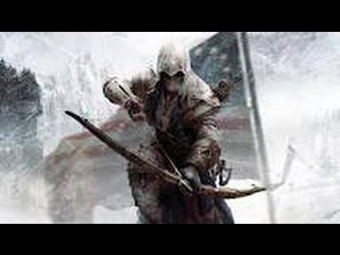 Assassins Creed III trailer-I will not die