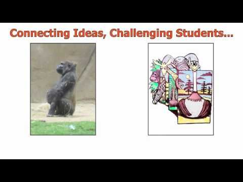 EnglishAnyone.com is… – Connecting Ideas, Challenging Students