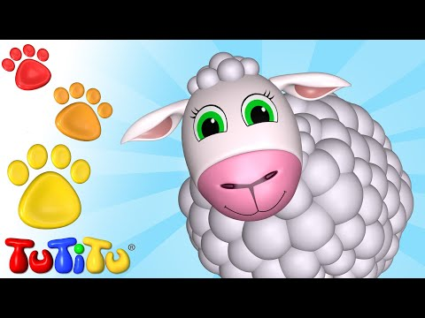 Animal Toys for Children | Mammals 5 | TuTiTu Animals