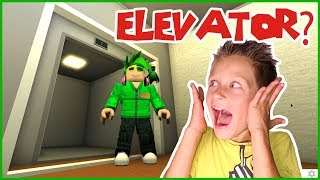 Elevator in Bloxburg???