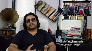 Got Best Wishes from Bollywood Movie Director Mr. Keshhav Panneriy  [Jeena isi ka naam hai 2017]