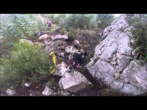 Flying over the rocks - Trail running Ferreira do Z�zere
