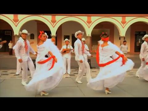 Ballet Folklórico del Puerto de Veracruz-zapateado