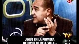 TVR - Oscar Ruggeri vs Elio Rossi. Duelos laborales 25-09-10
