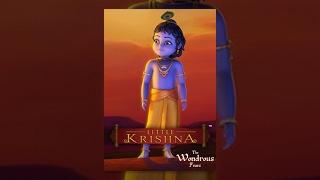 Krishna Aur Kans - LITTLE KRISHNA ENGLISH TELE FILM PART 3