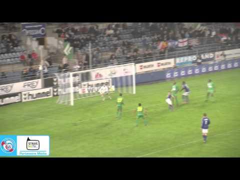 Résumé du match et de la victoire du RC Strasbourg Alsace face à Marseille Consolat, lors de la 6e journée de National. En savoir plus : www.rcstrasbourgalsa...