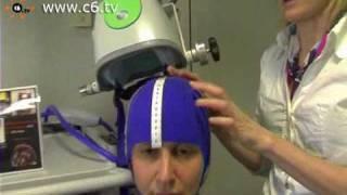 Ecco il casco hi tech per curare Parkinson, Alzheimer ed emicrania