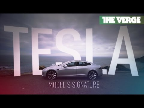 Living with the Tesla Model S in the real world