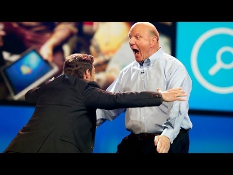 Ballmer Buys Clippers: This Is His Inner Monologue