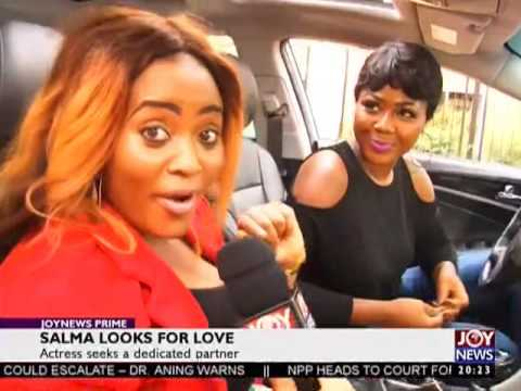 Salma looks for love - Joy Entertainment Prime (14-12-16)