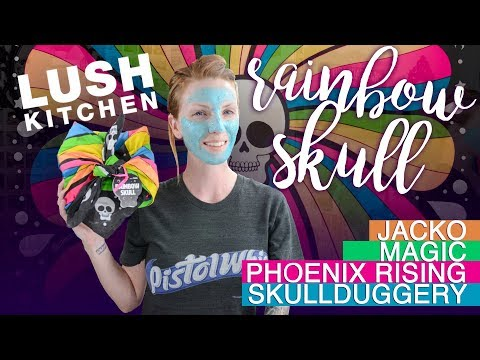 Rainbow Skull Gift Set Demos + Reviews thumbnail