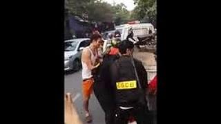 Tin CSGT - CSCĐ  đánh nhau với  dân và bị dân đánh lại dẫn đến cái kết