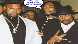 Was Tupac Murdered in the Hospital. He was expected to survive. Was Snoop involved? Kevin Gaines?
