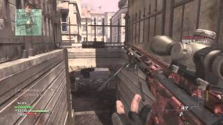 Drewdogg619 - MW3 Game Clip PS3