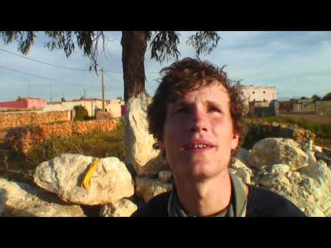 Longboarding - Long Treks Morocco - EPISODE 3: Safi to Marrakech and the 3 Dees of Danger